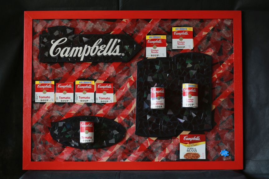 Campbell´s Tomato Soup – A memory on A.W. – 2016