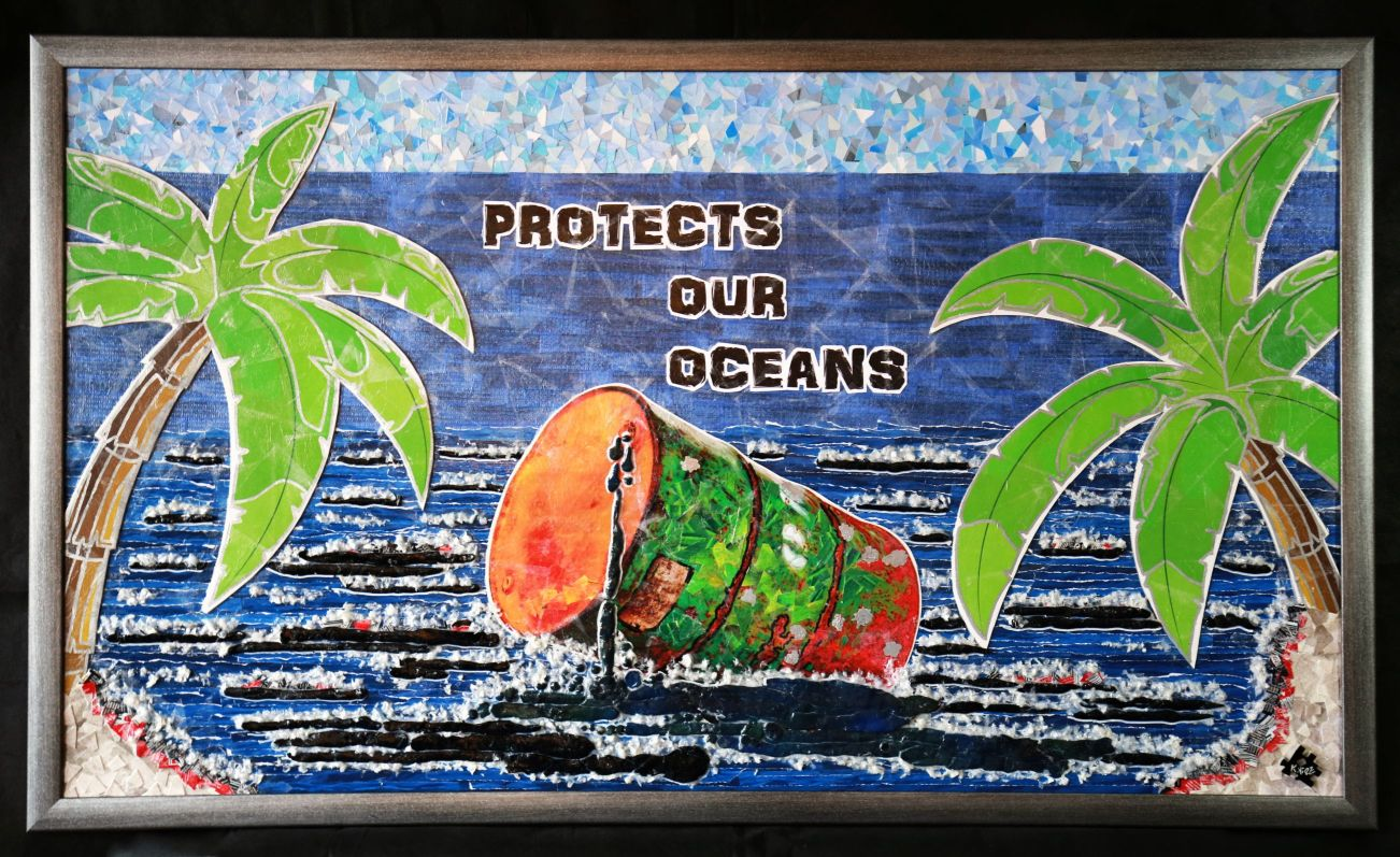 "Protect our Oceans – ""For our World"" – 2017"