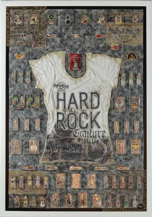 Play the Guitar! … in Hard Rock Café Part I – 2020