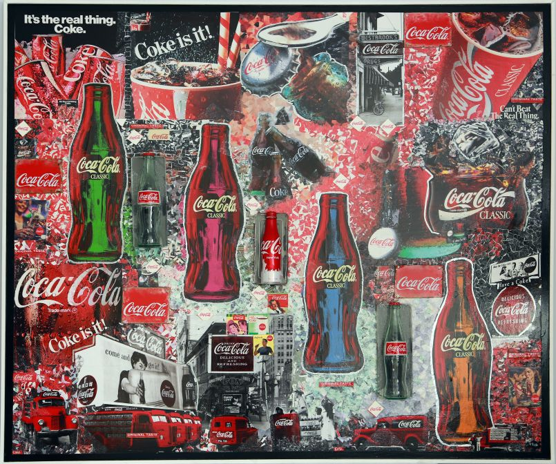 Coca Cola – The Biggest One! – 2020