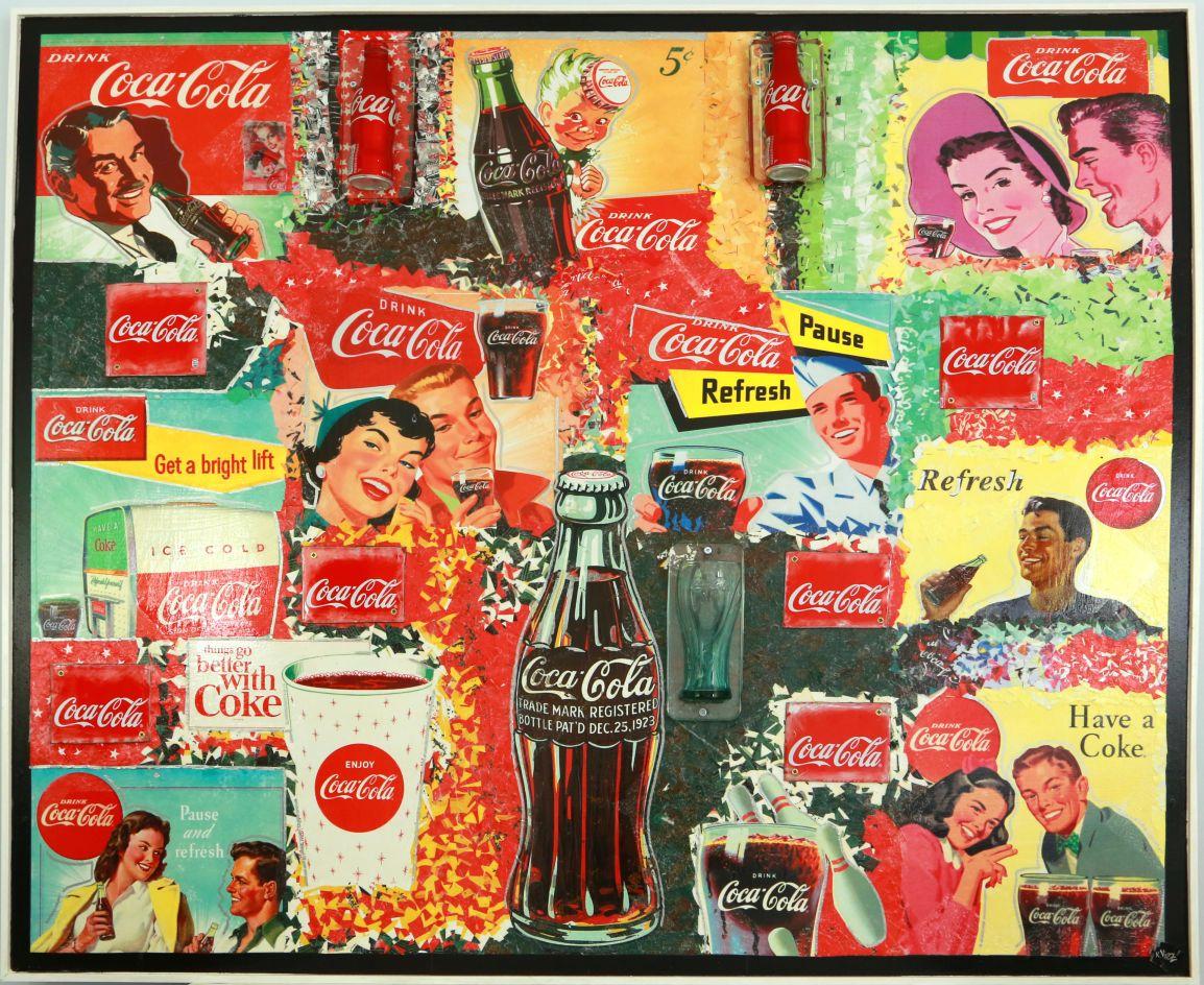 Coca Cola – The Retro Style – 2021